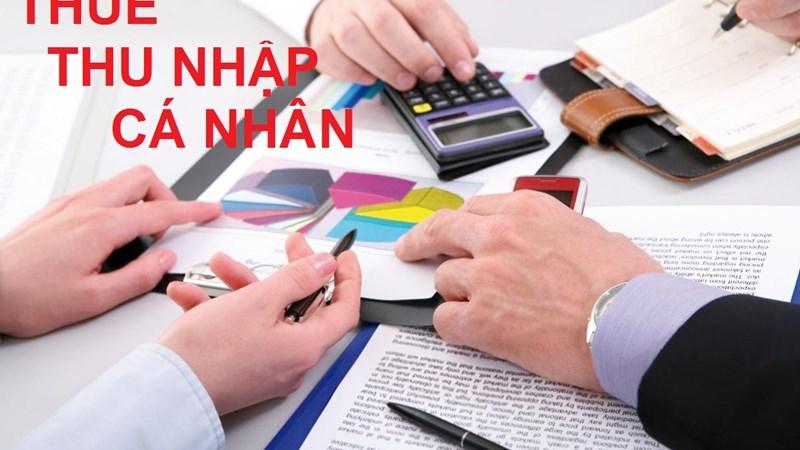Nguyên tắc tính giảm trừ gia cảnh khi quyết toán thuế thu nhập cá nhân