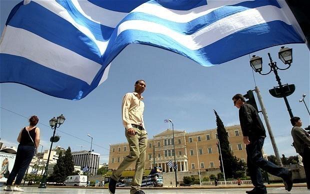 Hy Lạp chấp nhận thỏa hiệp liên quan đến gói cứu trợ tài chính