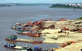 Tạm dừng cấp phép xuất khẩu cát nhiễm mặn từ các dự án xã hội hoá