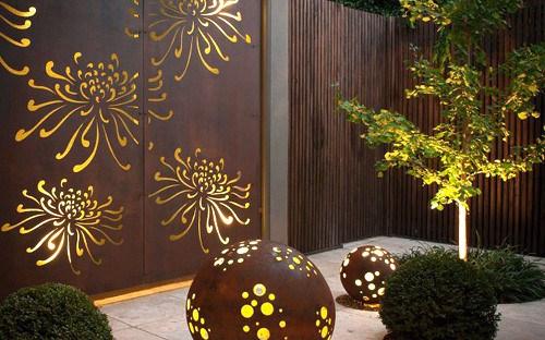 Những hàng rào khiến ngôi nhà của bạn đẹp như tranh vẽ