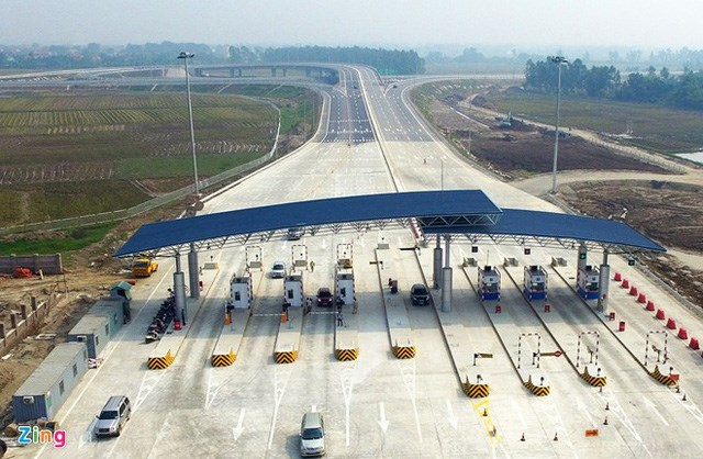 Dừng quy hoạch tổng thể trạm thu phí trên hệ thống quốc lộ, cao tốc