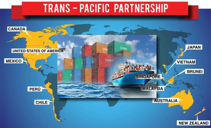 Các nước TPP khẳng định tầm quan trọng của thỏa thuận