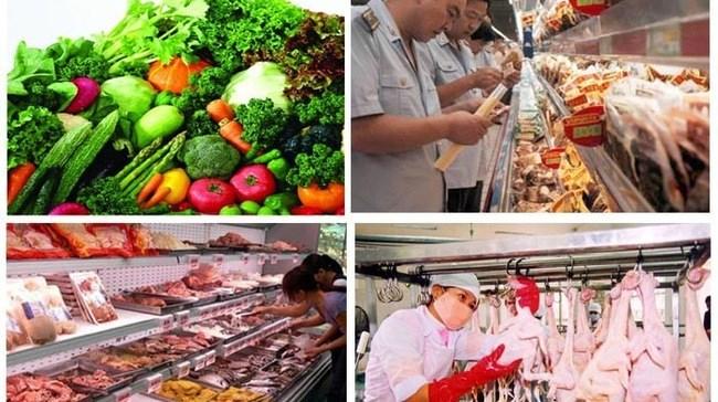 Tháng hành động vì an toàn thực phẩm