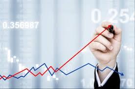 Tiền chảy mạnh vào các cổ phiếu đầu ngành