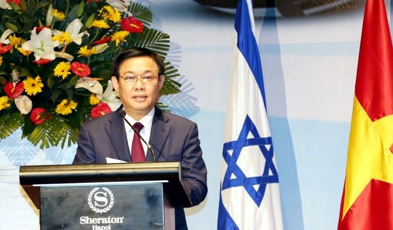 Doanh nghiệp Israel sẽ có nhiều cơ hội khi tiếp cận thị trường Việt Nam