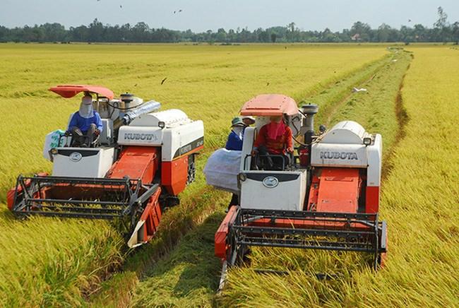 Hướng dẫn cách tính thuế GTGT đối với máy móc, thiết bị sản xuất nông nghiệp