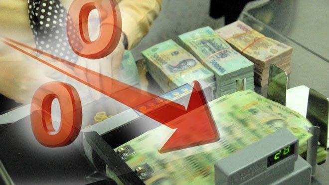 Lãi suất liên ngân hàng chỉ tăng nhẹ