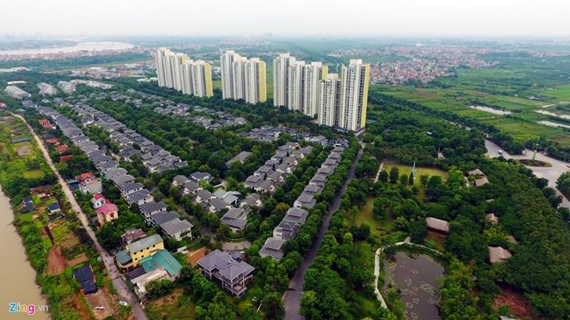 Tiêu chí, tiêu chuẩn của dự án khu đô thị mới