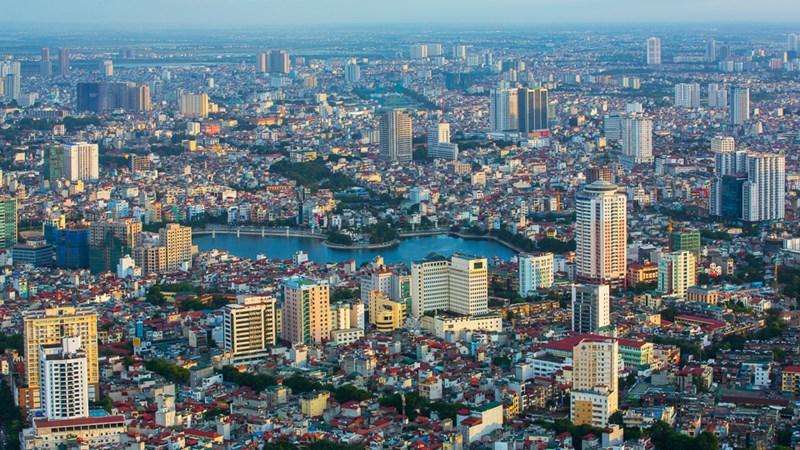 Khoảng 40.800 căn hộ dự kiến sẽ gia nhập thị trường Hà Nội