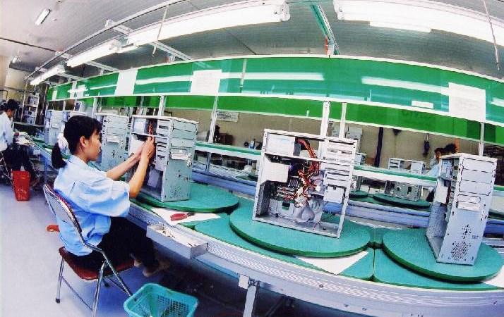 Xuất khẩu máy tính của Việt Nam đạt kỷ lục