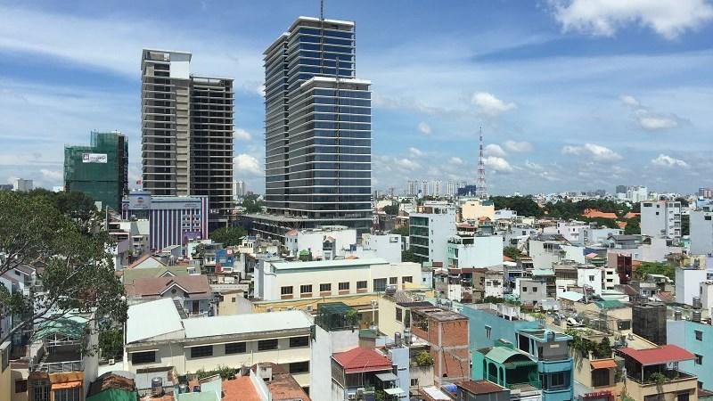 Chỉ số giá nhà ở tại TP. Hồ Chí Minh tăng, Hà Nội giảm