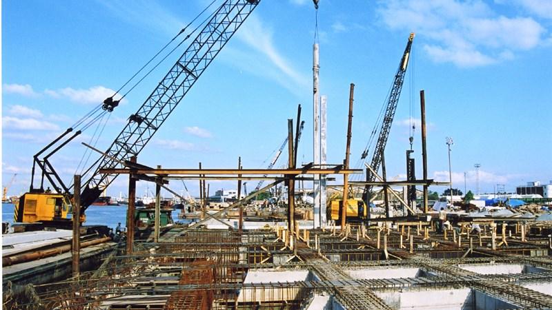 Ban hành nguyên tắc đầu tư xây dựng cảng biển, luồng hàng hải