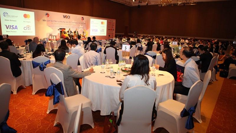 Doanh nghiệp Việt Nam – Hoa Kỳ tìm cơ chế hợp tác mới