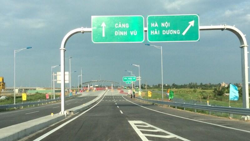 Đảm bảo phương án tài chính khả thi với Dự án cao tốc Hà Nội-Hải Phòng