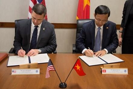 Hiệp định hợp tác hải quan Việt Nam - Hoa Kỳ sẽ được ký tháng 11/2017