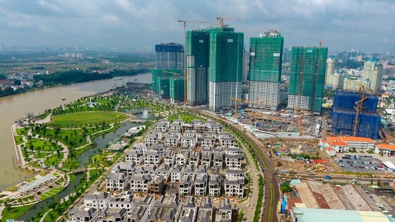 TP. Hồ Chí Minh: Thị trường bất động sản sôi động trở lại
