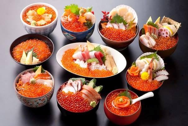 Sự tinh tế trong ẩm thực Nhật Bản