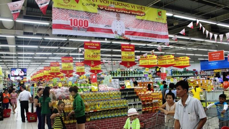 Thị trường bán lẻ Việt Nam: Gia tăng sức hấp dẫn