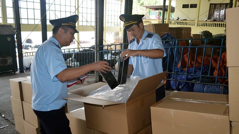 Gỡ vướng về hàng hóa nhập khẩu phải làm thủ tục tại cửa khẩu nhập