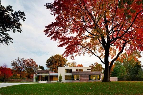 Cách trang trí nhà trong mùa thu