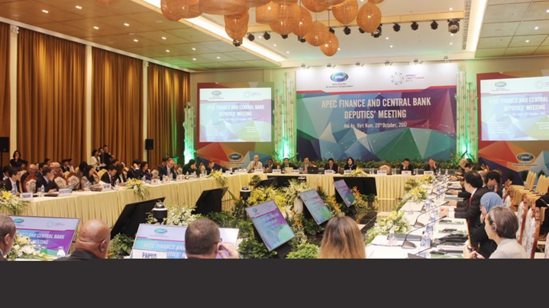 Tài chính toàn diện: Trọng tâm ưu tiên của thế giới và APEC
