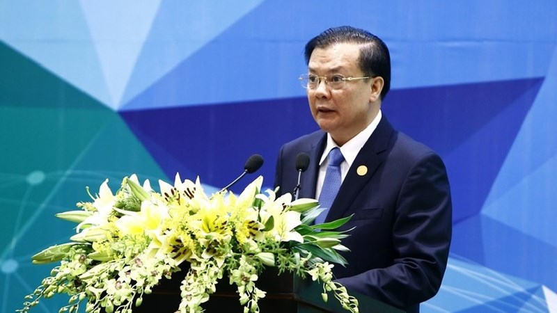 Bộ trưởng Tài chính Đinh Tiến Dũng: FMM 2017 hướng tới sự phát triển thịnh vượng của khu vực
