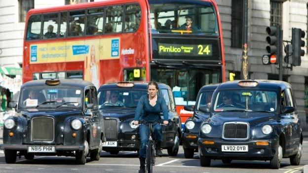 London áp thuế môi trường đối với phương tiện không đạt tiêu chuẩn