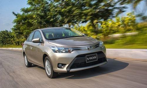 Toyota giảm giá một loạt mẫu CKD từ 1/11/2017
