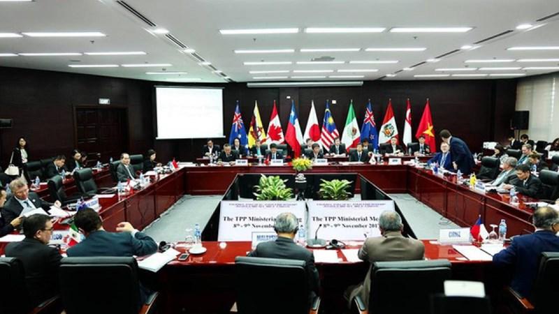Các Bộ trưởng TPP nhóm họp tại Đà Nẵng
