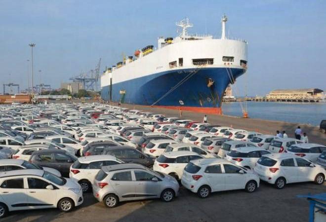 Xuất khẩu của Hàn Quốc đạt kỷ lục kể từ năm 2015