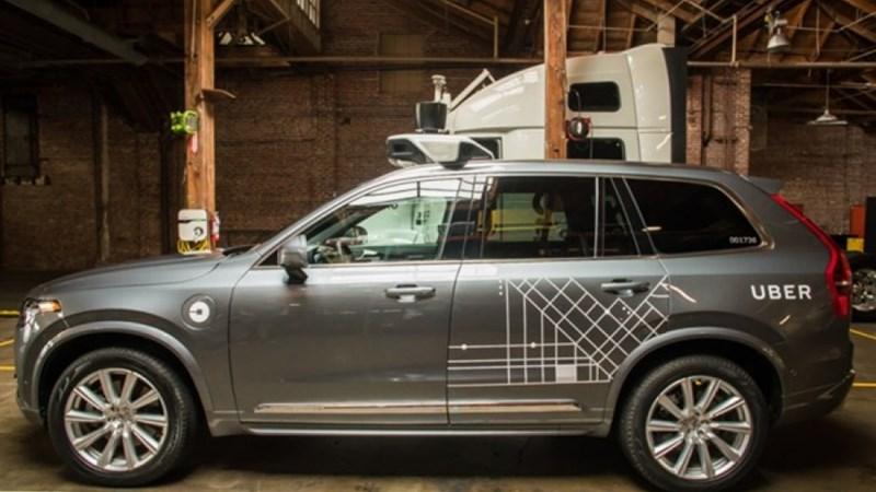 Volvo sẽ cung cấp hàng chục nghìn xe tự lái cho Uber
