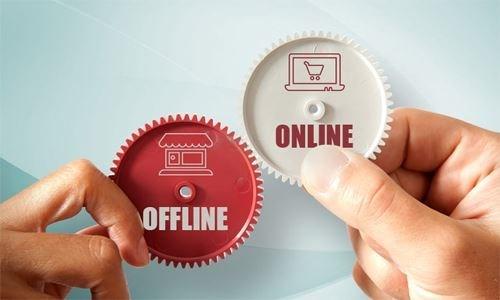 """Bán lẻ và xu hướng """"kết đôi"""" online - offline"""