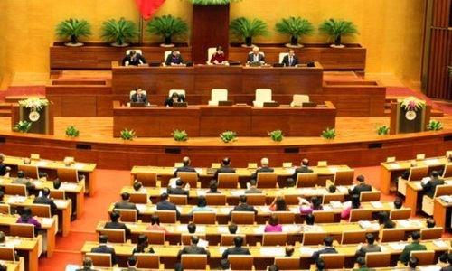 Quốc hội quyết hàng loạt vấn đề quan trọng ngày bế mạc