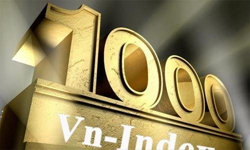 Năm 2017, Vn-Index có vượt mốc 1000 điểm?