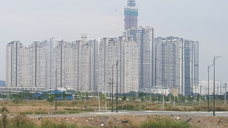 TP. Hồ Chí Minh: Ồ ạt làn sóng bán cắt lỗ căn hộ cao cấp