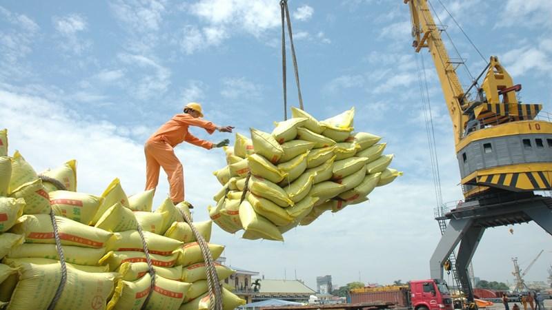 Dự báo xuất khẩu gạo năm 2017 khởi sắc với mức 6 triệu tấn