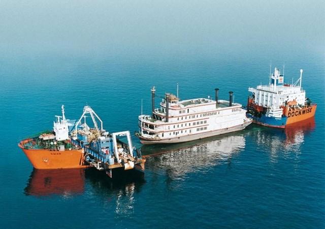Vi phạm lĩnh vực hàng hải: Mức phạt cao nhất là 100 triệu đồng