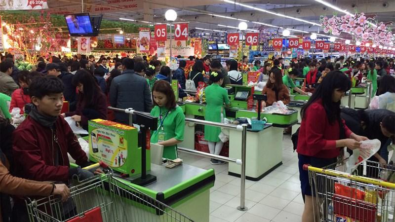 Siêu thị: Kênh phân phối hàng Việt hiệu quả