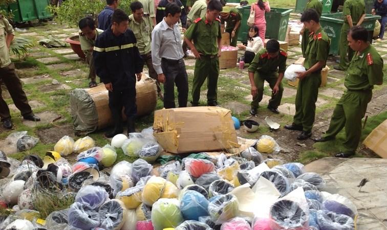 TP. Hồ Chí Minh: Hàng giả, hàng nhái - Chưa khi nào hết nóng