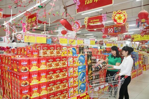 Ngành hàng tiêu dùng nhanh: Mảnh đất màu mỡ cho sản phẩm Việt