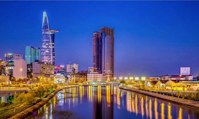 TP. Hồ Chí Minh sẽ là trung tâm kinh tế lớn ở Đông Nam Á