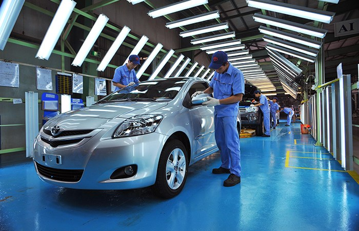 Đầu tư Nhật Bản vào Việt Nam tiếp tục khởi sắc