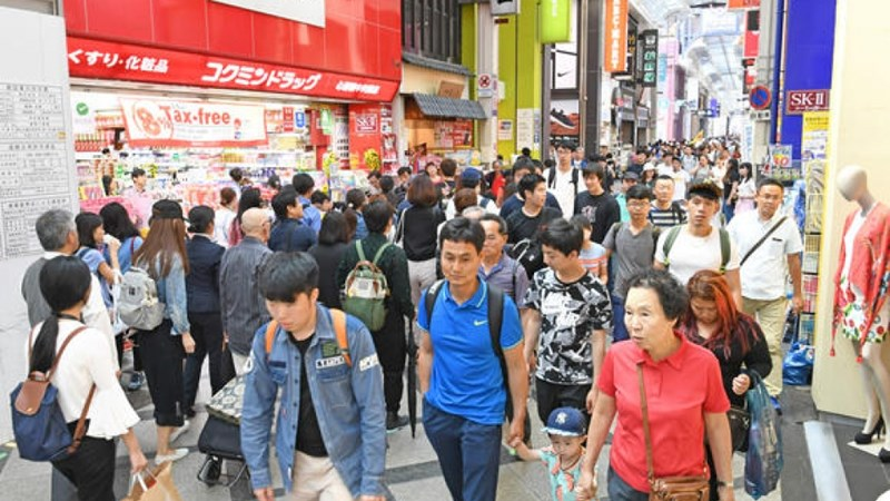 Nhật Bản: Thặng dư tài khoản vãng lai năm 2017 cao nhất thập kỷ