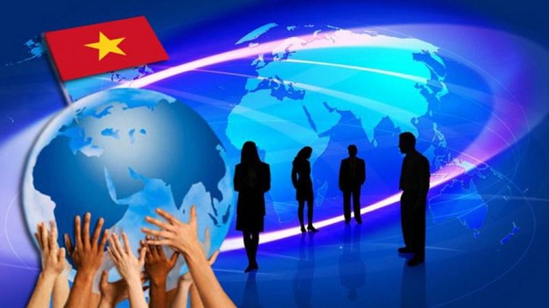 Dấu ấn hội nhập trong mắt bạn bè quốc tế