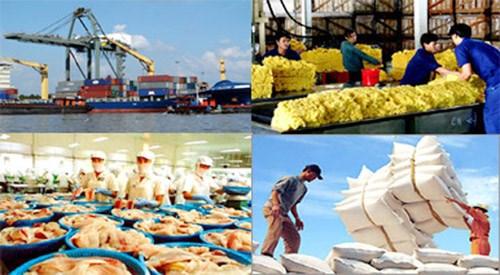 Xuất khẩu nông lâm thủy sản 2 tháng đầu năm 2018 đạt 6,1 tỷ USD