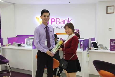 Năm 2018, TPBank đặt mục tiêu có trên 2,2 triệu khách hàng