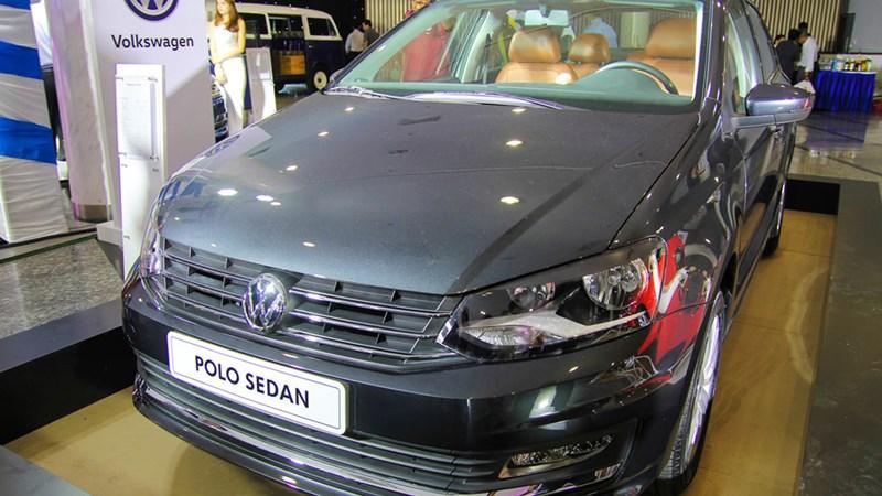 Thêm xe của Volkswagen cập cảng Việt Nam