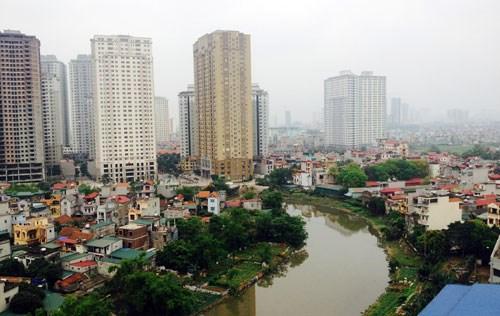 Chủ đầu tư nội địa chiếm lĩnh thị trường Hà Nội