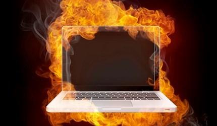 Cách làm giảm độ nóng cho laptop đang dùng