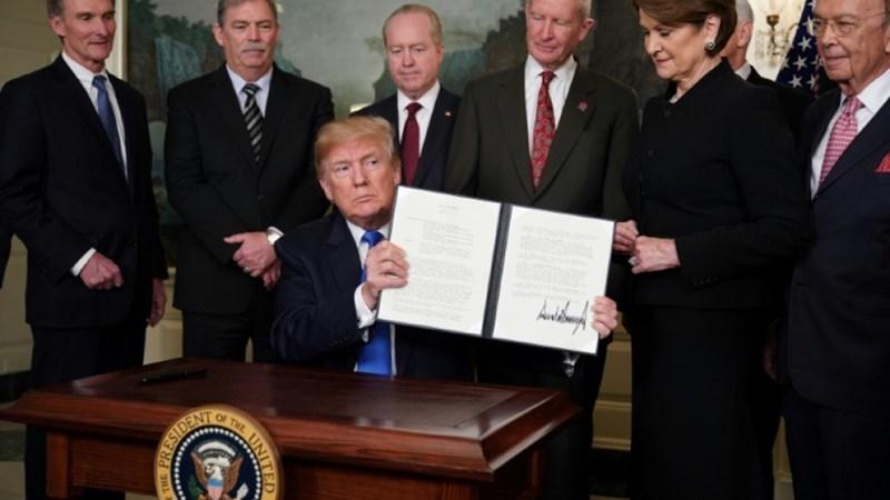 Đáp trả Mỹ, Trung Quốc công bố danh sách các mức thuế quan mới